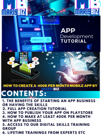 Mobile App Business that Pays 400k/month