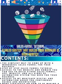 BASIC TUTORIAL ON HOW TO SET UP A SALES FUNNEL