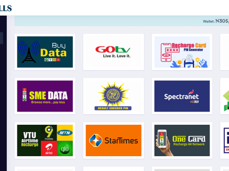 OWN A VTU PORTAL FROM THE TELECOM SPACE TODAY
